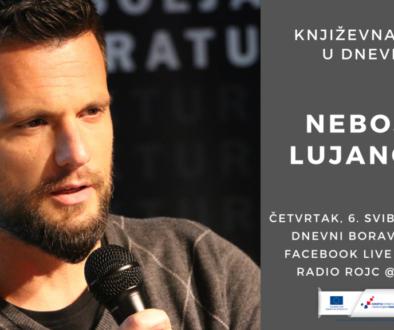 Nebojša Lujanović u Dnevnom