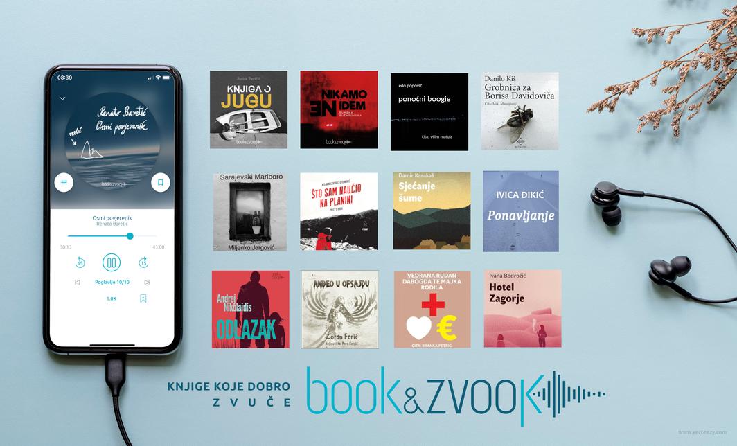 Book&Zvook u Rojcu – Rojc u audio knjigama