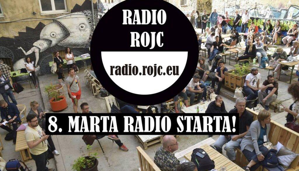 Radio rojc starta